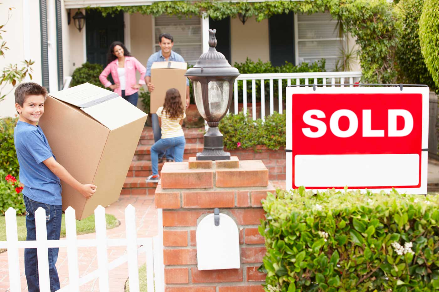 What Happens To My Mortgage When I Move?