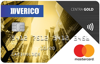 Verico Collabria Centra Gold Mastercard